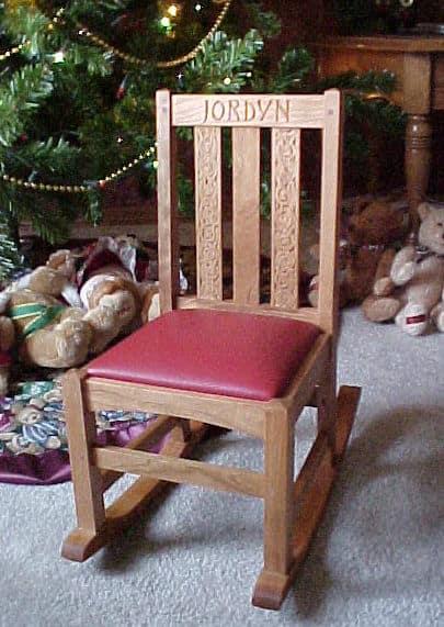 Jordyn Rocking Chair